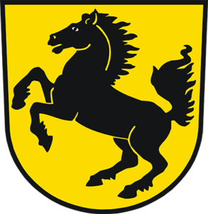 Coat of arms of Stuttgart, Germany